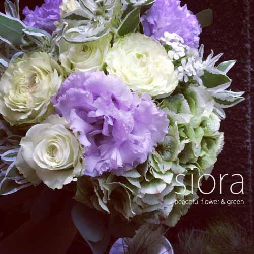 flower gift 花束・アレンジメント・大阪・北浜・淀屋橋